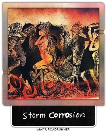 Storm Corrosion [Self-Titled]