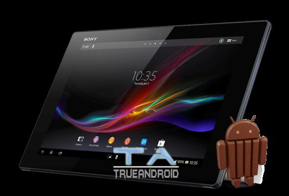 xperia-tablet-z-kitkat