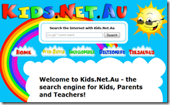 4 websites for students to use when doing internet research - kid friendly search engine