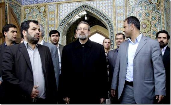 Ari Larijani - Iran Parliament Speaker