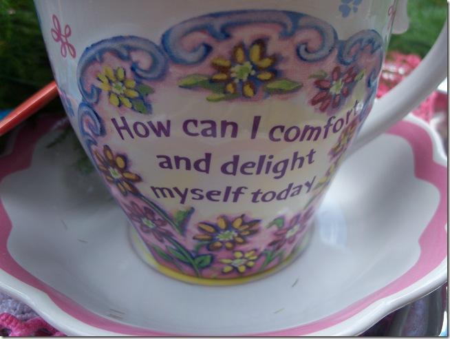 Carnation tea tray 006