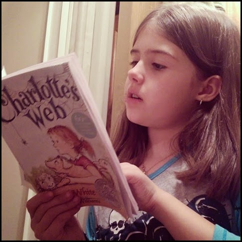 Finishing Charlotte's Web