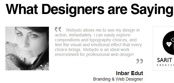 webydo designers