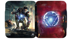 iron Man 3 steelbook