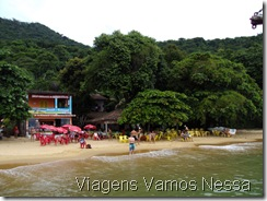 Angra dos Reis_ Restaurante na praia de Japariz