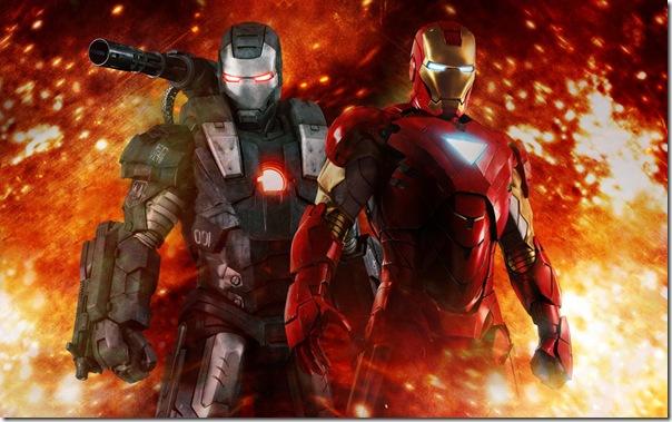 Iron man ,Anthony Edward ,Tony Stark (127)