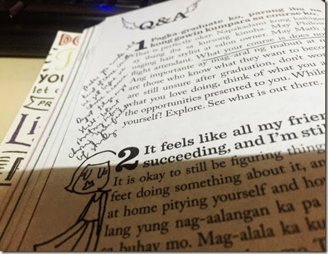 Marginalia and doodles - Paano ba to