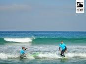 Grüne Wellen für unsere Surfschüler auf Fuerteventura   Surfkurse am 23. Oktober 2014