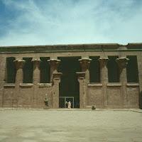 41.- Pario Templo de Horus