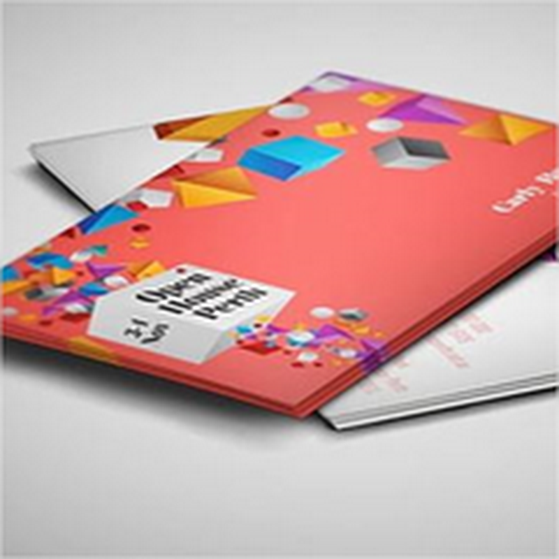 10 nuevos ejemplos de tarjetas de presentación muy coloridas