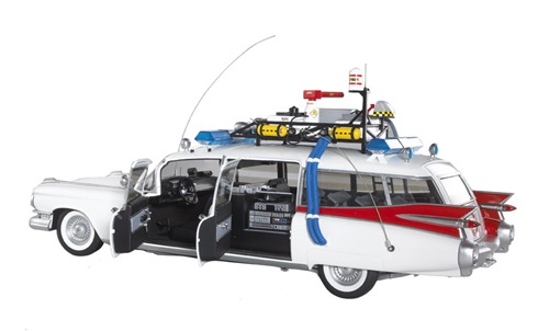 Hot Wheels Elite Ecto1