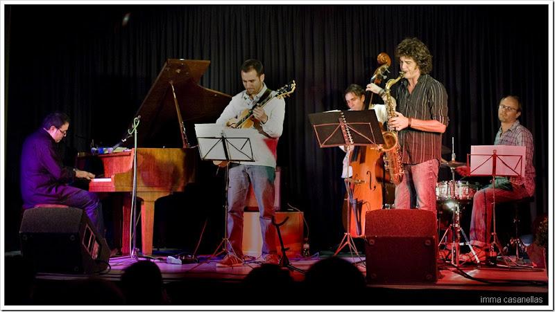 Albert Caire Quintet al Casino
