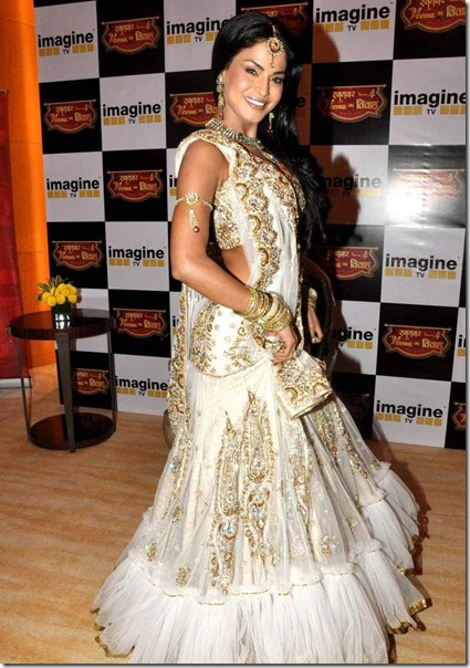 Veena Malik at Swayamvar Season 4 (3)