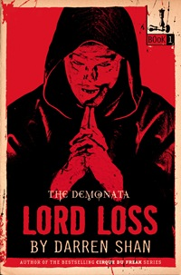 Lord Loss US cover - Darren Shan