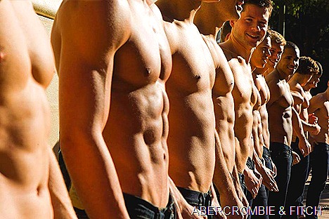 Abercrombie & Fitch Singapore Knightsbridge Store All-American lifestyle Men's, Women's and Kids Fashion