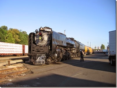 IMG_6505 Union Pacific #844 at Albina Yard in Portland on May 22, 2007