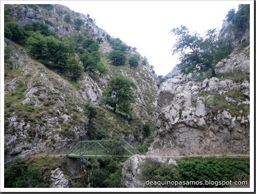 Poncebos-Canal de Trea-Jultayu 1940m-Lagos de Covadonga (Picos de Europa) 5097