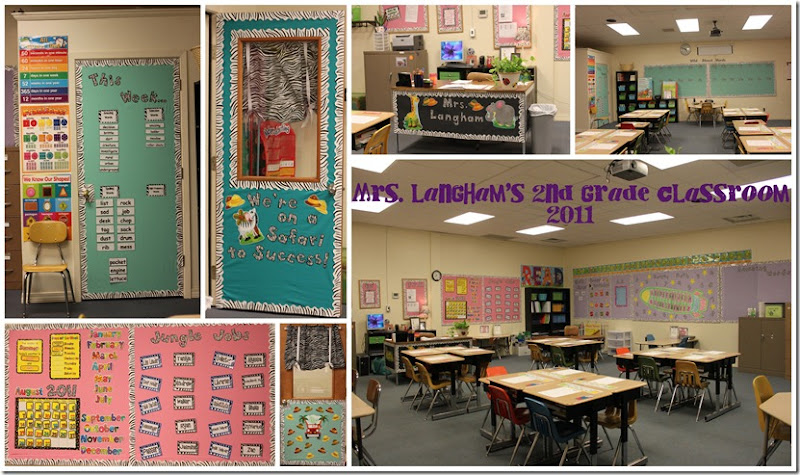 My Classroom Collage