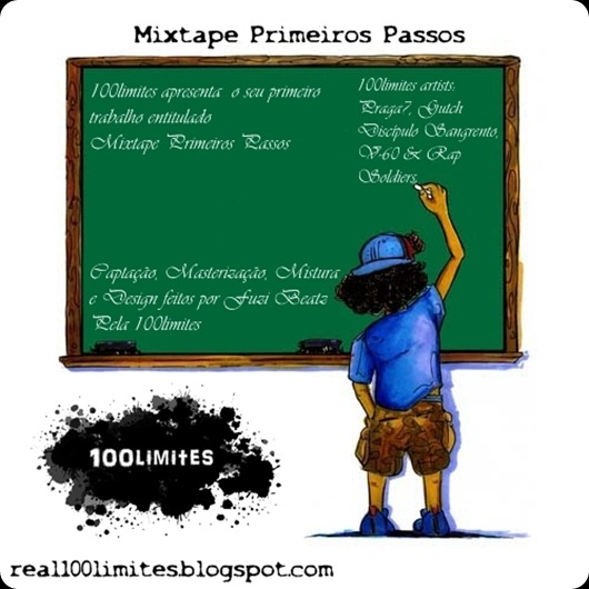 Mixtape Primeiros passos (front)