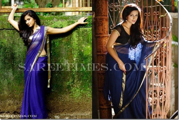 Aashika_Blue_Designer_Saree
