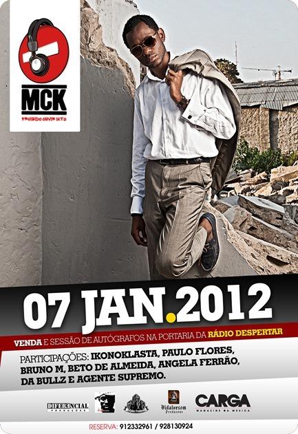 MCK X Viana 7 de Jan
