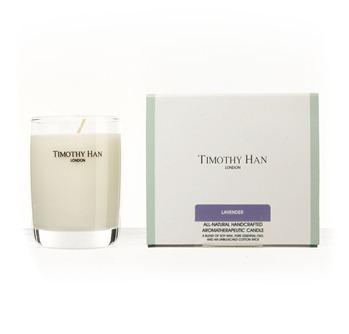 Timothy Han candle