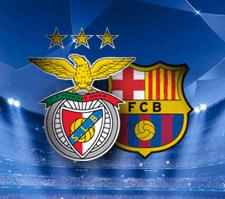 Benfica vs Barcelona