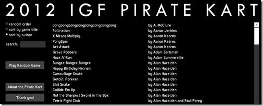 pirate kart