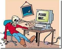 internete lento