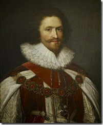 George Villiers, First Duke of Buckingham (1592-1628)