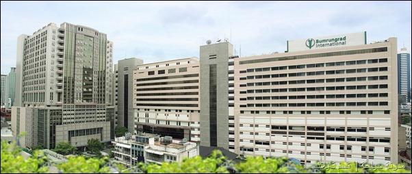 مستشفيات بانكوك
