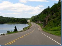 7935 Ontario Trans-Canada Hwy 17 - scenic overlook - Ripple Lake