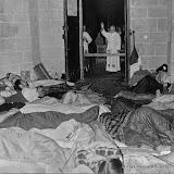 1973: cathédrale de Bayonne messe de minuit pendant une grève de la faim