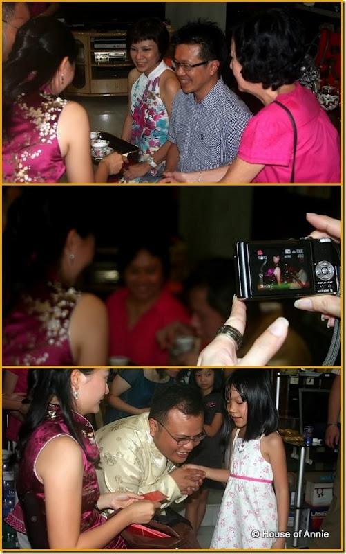 Penang Wedding Tea Ceremony - Cousins and Kids
