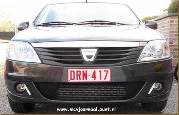 Dagrijlicht montage Dacia MCV 02