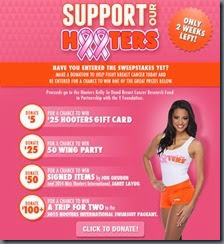 hooters support