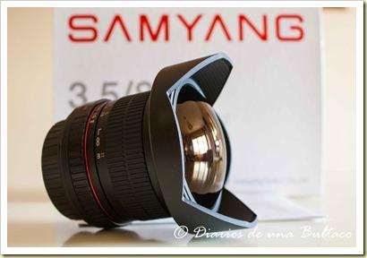 Samyang 8mm-4