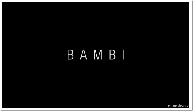 bambi emmerdeur