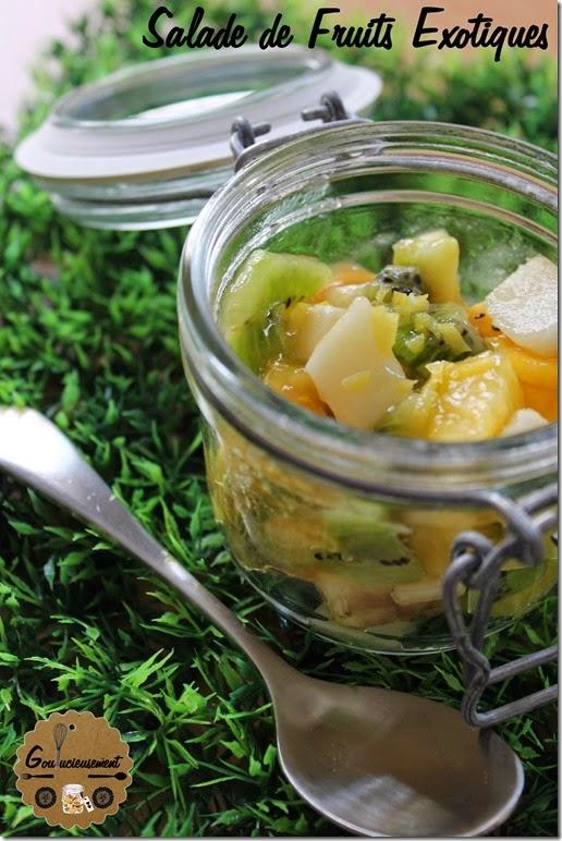 Salade de fruits exotiques 1 logo