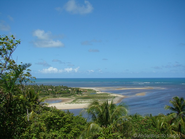 Mirante na Rota Ecológica de Alagoas