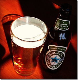 newcastle founders ale uncool
