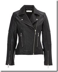 Whistles Leather Jacket