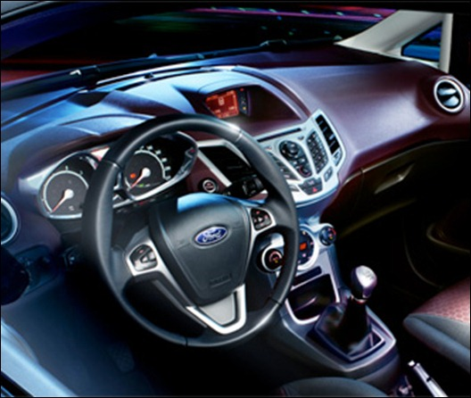 2011 Ford Fiesta Review7