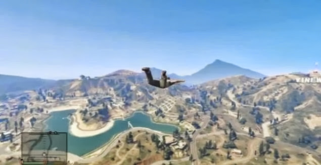 gta 5 superman cheat 01