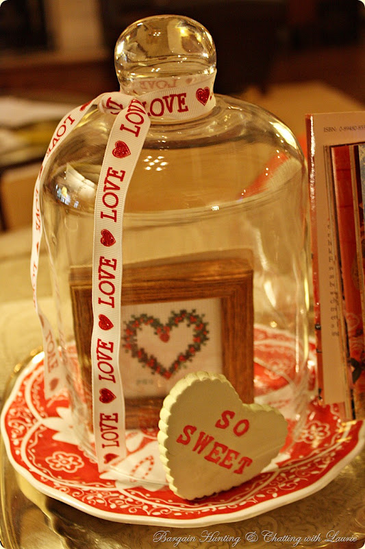 HEART UNDR CLOCHE
