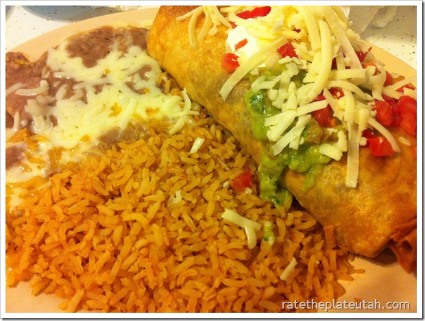 Sergio's Chimichanga2