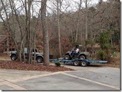Dick, 4 wheeler trailer
