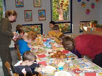 We doen mee aan het jaarlijkse schoolontbijt (1)
