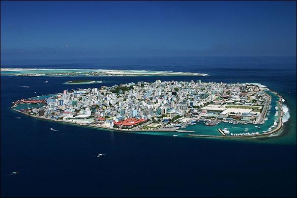 عاصمة المالديف