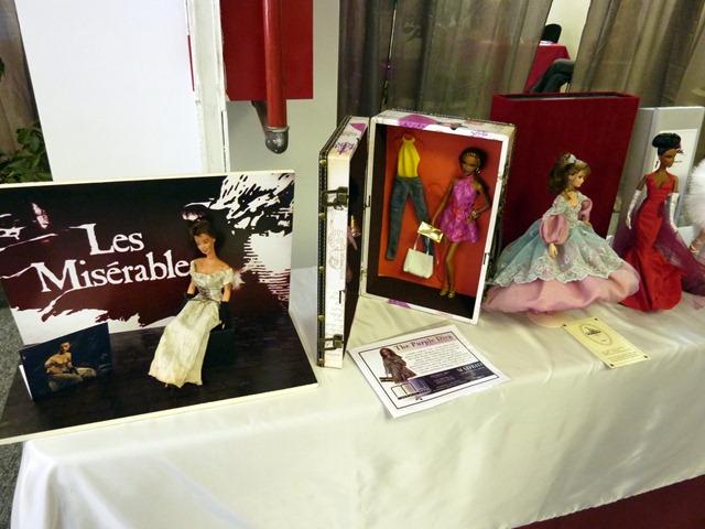 Madrid Fashion Doll Show - Barbie Artist Creations 11
